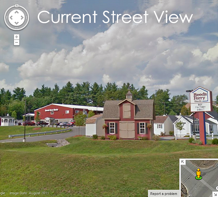 Reeds Ferry on Google Maps 3