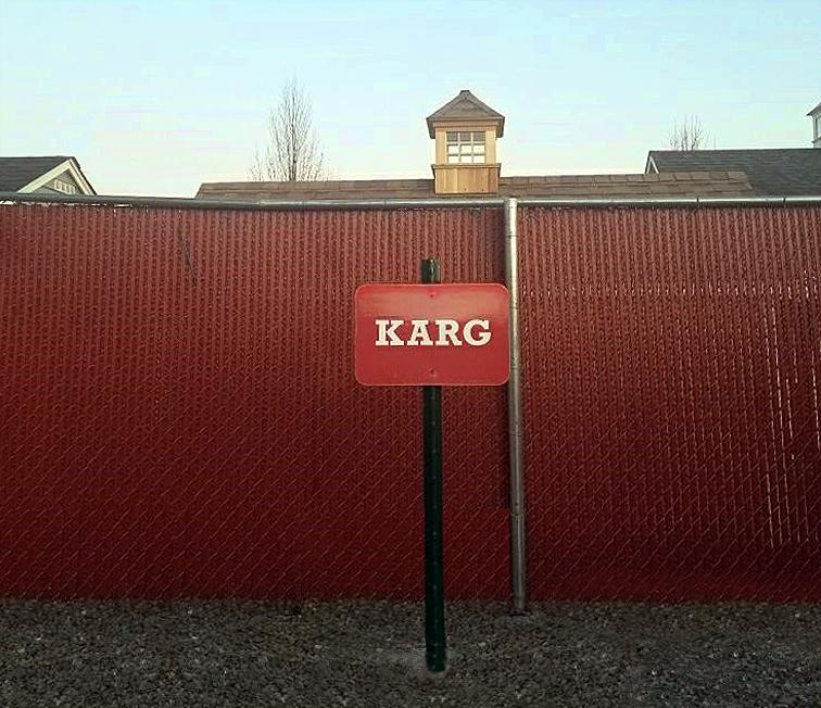 John Karg Parking Spot
